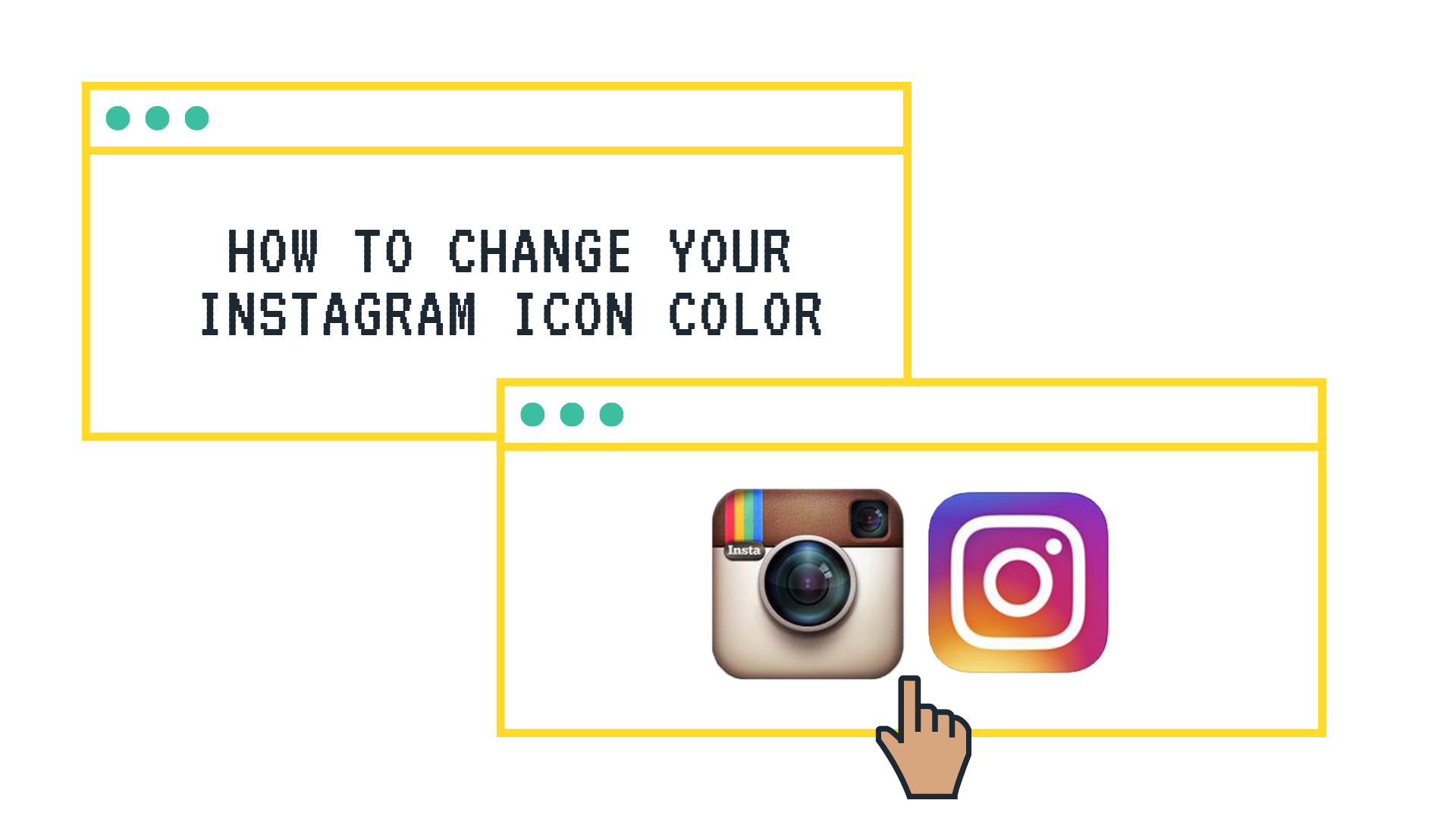 change-instagram-icon